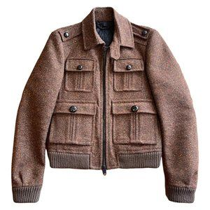Burberry Prorsum Fall 2011 Virgin Wool Jacket